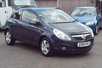 Vauxhall Corsa ENERGY SERVICE HISTORY LOW INSURANCE GROUP