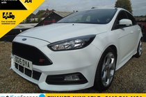 Ford Focus ST-2 TDCI 6 MONTH WARRANTY-12 MONTH MOT-12 MONTH AA COVER-12 MONTH FULL SERVICE