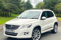Volkswagen Tiguan 2.0 TDI R LINE 4MOTION 4WD 5dr SUV 140BHP