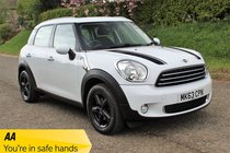 MINI Countryman 1.6 ONE With pepper pack