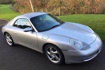 Porsche 911 CABRIOLET TIP S