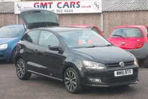 Volkswagen Polo 1.2 60 PS Match 39000 MILES FULL SERVICE HISTORY
