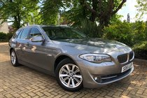 BMW 5 SERIES 520d SE TOURING 5dr MANUAL