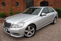 Mercedes E Class E250 CDI BLUEEFFICIENCY AVANTGARDE / 8 Dealer Services /