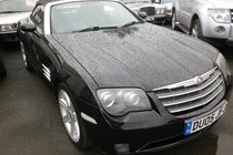 Chrysler Crossfire 3.2 Roadster Auto