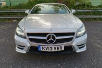 Mercedes CLS CLS250 CDI BLUEEFFICIENCY AMG SPORT