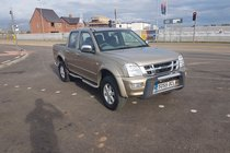 Isuzu Rodeo 3.0 4X4 DOUBLE CAB - FULL MOT - FULL SERVICE HISTORY - ANY PX WELCOME
