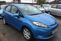 Ford Fiesta EDGE, FSH, LOW MILEAGE