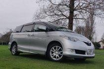 Toyota Estima HYBRID 2.4L AUTO 7 SEATER 5DR