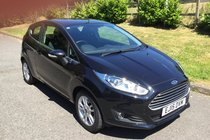 Ford Fiesta ZETEC FULL SERVICE HISTORY AIR CONDITIONING AND BLUETOOTH