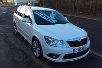 Skoda Octavia VRS TDI CR  BALANCE AFTER £1000 MINIMUM PART EXCAHNGE ALLOWANCE £6990 T&C APPLY