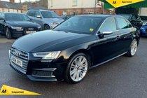 Audi S4 3.0 TFSI V6 Tiptronic quattro (s/s) 4d