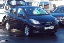 Toyota Yaris VVT-I TR 75,000 MILES LOW INSURANCE £30 PER YEAR ROAD TAX