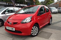 Toyota AYGO VVT-I ECO, INSURANCE TAX, FRIENDLY VEHICLE 5 DOOR MUST SEE!!!