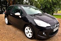 Citroen DS3 HDI BLACK AND WHITE #FinanceAVailable
