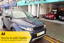 Land Rover Range Rover Evoque TD4 SE TECH 4X4 AUTO, 1 OWNER ULEZ FREE, FULL SERVICE HISTORY