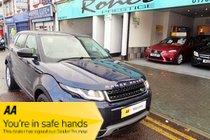 Land Rover Range Rover Evoque TD4 SE TECH 4X4 AUTO, 1 OWNER ULEZ FREE, FULL SERVICE HISTORY