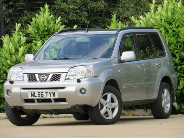 Nissan x trail 2 2 dci aventura 5dr vogue cars - Nissan uk head office telephone number ...