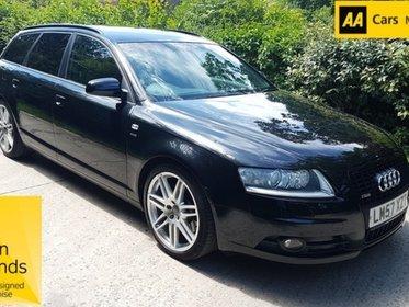 Audi A6 3.0 TDI S LINE QUATTRO