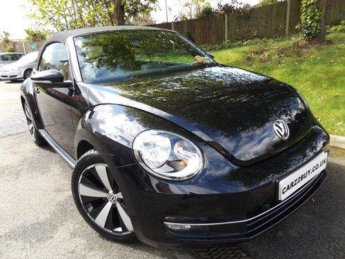 Volkswagen Beetle Sport TDI DSG    Finance Available STS