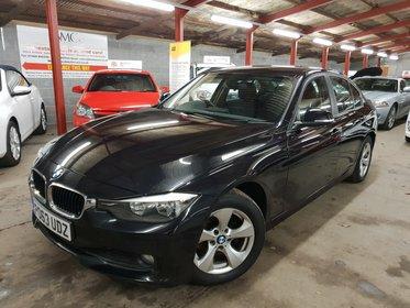 BMW 3 SERIES 320i EFFICIENTDYNAMICS (SAT NAV)