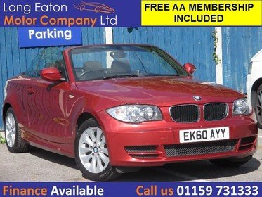 BMW 1 SERIES 118d ES AUTOMATIC