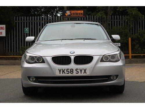 BMW 5 SERIES 520d SE Business Edition 4dr Dakota Leather+Satellite Navigation+Heated Seats+Parking Aid