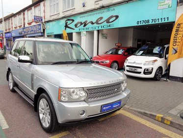 Land Rover Range Rover RANGE ROVER TDV8 VOGUE SE 3.6, STUNNING EXAMPLE, FINANCE AND PART EXCHANGE WELCOME