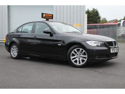 BMW 3 SERIES 318i SE  F.S.H+2 Keys+12 M AA Cover