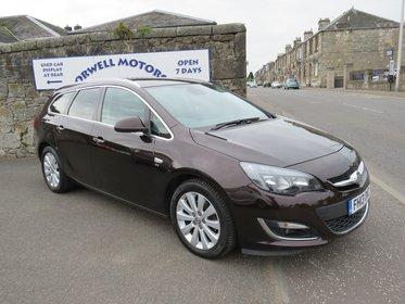 Vauxhall Astra 1.7CDTI 16V  ECOFLEX S/S SE 110PS