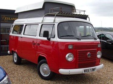 Volkswagen Transporter Type 2 Camper VAN