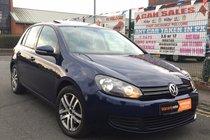 Volkswagen Golf 1.4 TSI SE 5DR 2009 **LOW 89,721 MILES **SAT NAV **HDD MEDIA **SUNROOF ( TILT + SLIDE )