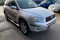 Toyota RAV4 D-4D XT4 5 DOOR MANUAL DIESEL
