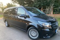 Mercedes Vito 119 BLUETEC TOURER SELECT 9 SEATS