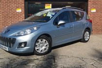 Peugeot 207 SW ACTIVE BUY NO DEPOSIT & ONLY £17 A WEEK T&C APPLY