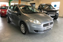 Fiat Punto 1.4 ACTIVE FINANCE AVAILABLE