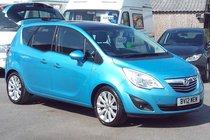 Vauxhall Meriva SE 1.4 57,000 MILES SERVICE HISTORY
