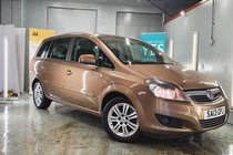 Vauxhall Zafira DESIGN NAV CDTI ECOFLEX