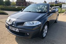 Renault Megane COUPE CONVERTIBLE 1.6