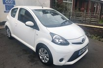 Toyota AYGO VVT-I MOVE/tom tom nav/ FREE ROAD TAX