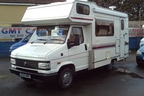 Talbot Express 4 BERTH MOTOR HOME 57,000 MILES IDEAL FIRST TIME MOTOR HOME