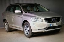 Volvo XC60 D5 (215) SE 5DR AWD GEARTRONIC (FACELIFT MODEL)