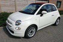Fiat 500 MULTIJET C POP STAR