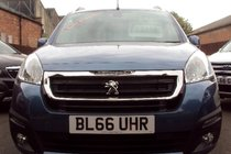 Peugeot Partner Tepee 1.6 ALLURE BLUE HDI 100 STOP/START