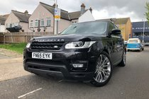 Land Rover Range Rover Sport SDV6 HSE DYNAMIC.7 Seats+Leather+RevCam+SatNav