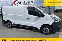 Vauxhall Vivaro 1.6 CDTi 2700 L1 H1 EU5 5dr
