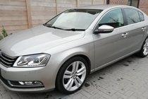 Volkswagen Passat EXECUTIVE STYLE TDI BMT DSG LEATHER SAT NAV