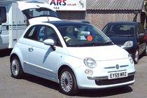 Fiat 500 LOUNGE 49,000 MILES SERVICE HISTORY