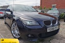 BMW 5 SERIES 530d M SPORT 4dr Auto