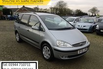 Ford Galaxy ZETEC TDDI
